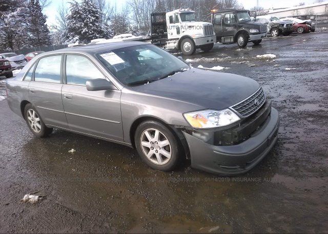 Inventory #602625083 2003 Toyota AVALON
