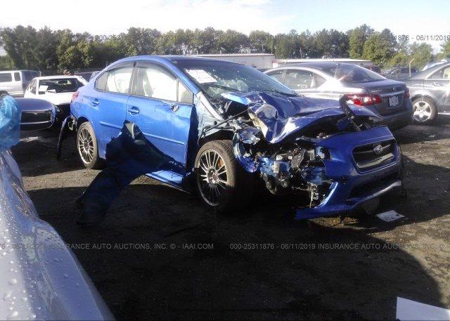 Inventory #338088262 2015 Subaru WRX