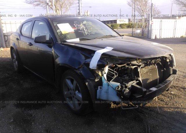 Inventory #174933310 2013 Dodge AVENGER