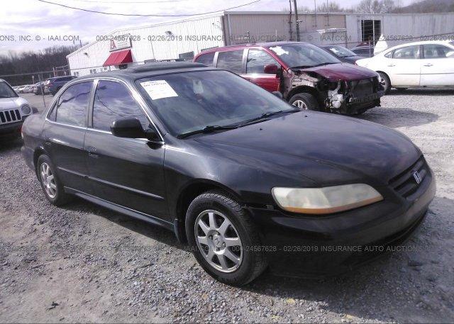 Inventory #824286123 2002 Honda ACCORD