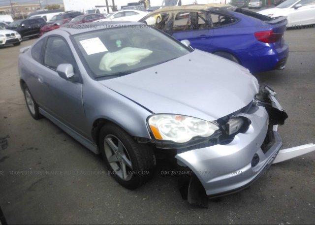 Inventory #670933532 2002 Acura RSX