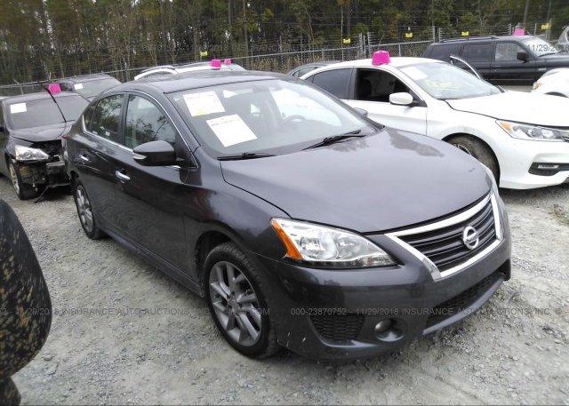 Inventory #832237951 2015 Nissan SENTRA