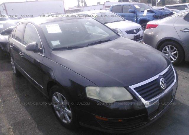 Inventory #368165931 2006 Volkswagen PASSAT