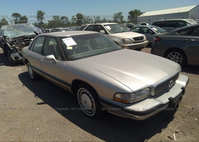 1996 Buick Lesabre >> 1g4hp52k7th417790 Salvage Tan Buick Lesabre At West Chester