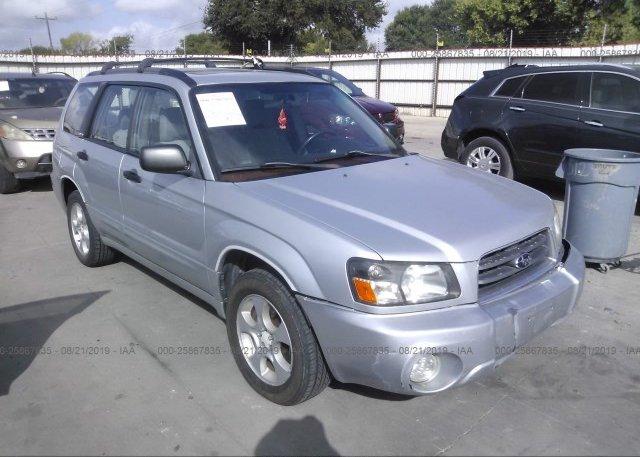 Inventory #425921549 2003 Subaru FORESTER
