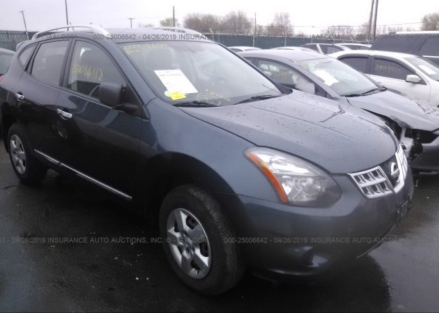 Inventory #850420023 2014 Nissan ROGUE SELECT