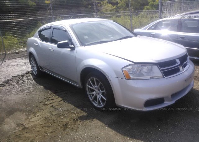 Inventory #805430056 2011 Dodge AVENGER