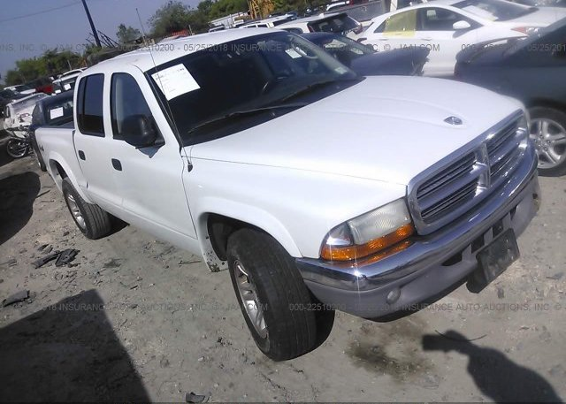 Inventory #731255017 2004 Dodge DAKOTA