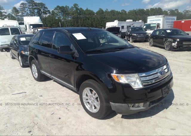 Inventory #394559408 2008 FORD EDGE