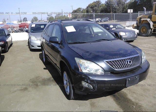 Inventory #316854182 2007 Lexus RX