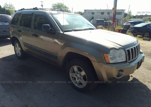 Inventory #588378434 2005 JEEP GRAND CHEROKEE