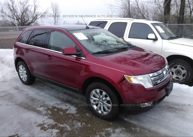 Inventory #988461601 2009 FORD EDGE