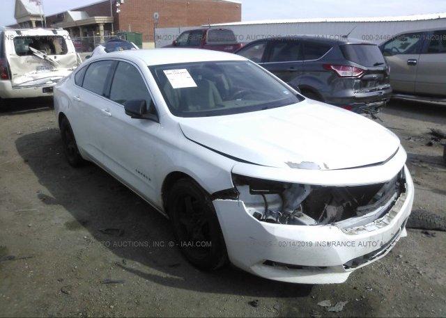 Inventory #376740643 2014 Chevrolet IMPALA
