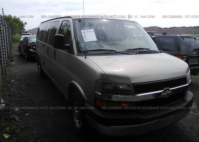 Inventory #286145056 2005 Chevrolet EXPRESS G3500