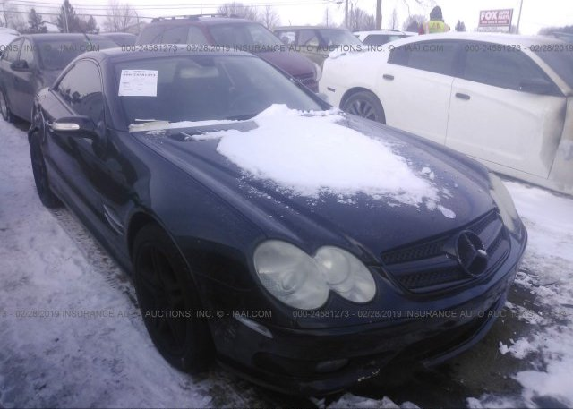 Inventory #911579072 2006 Mercedes-benz SL