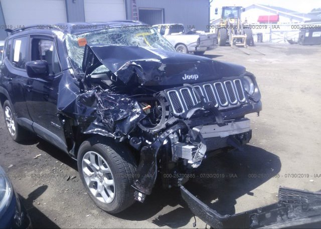 Inventory #842208231 2018 JEEP RENEGADE