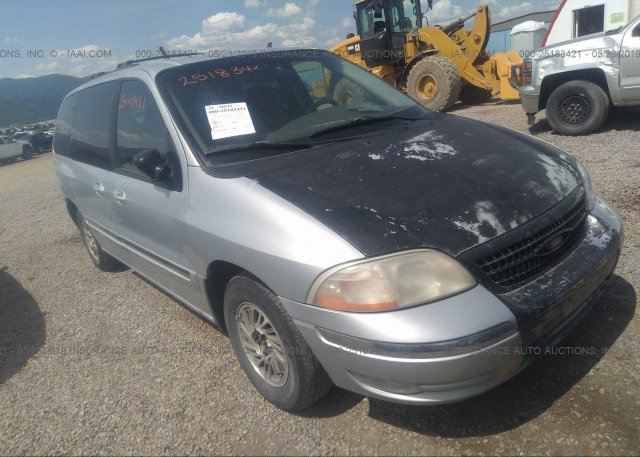 Inventory #480241940 2000 FORD WINDSTAR