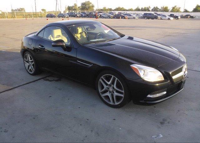 Inventory #522426710 2013 Mercedes-benz SLK