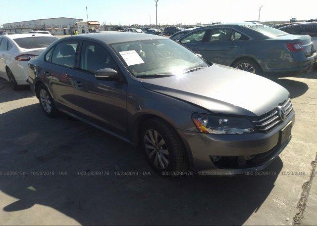 Inventory #765670624 2013 Volkswagen PASSAT