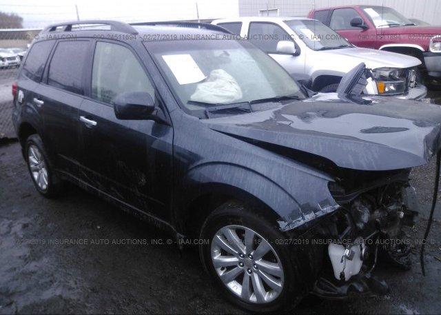 Inventory #804012441 2011 Subaru FORESTER