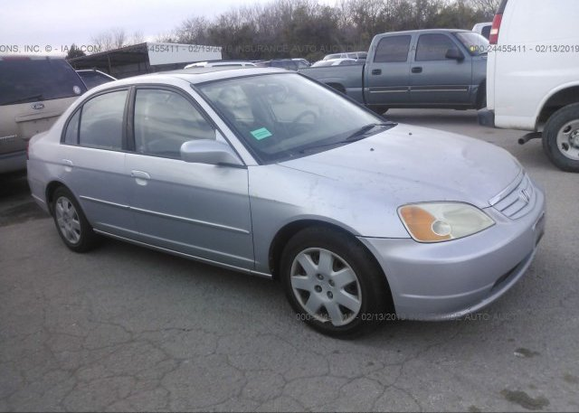 Inventory #466069237 2002 Honda CIVIC