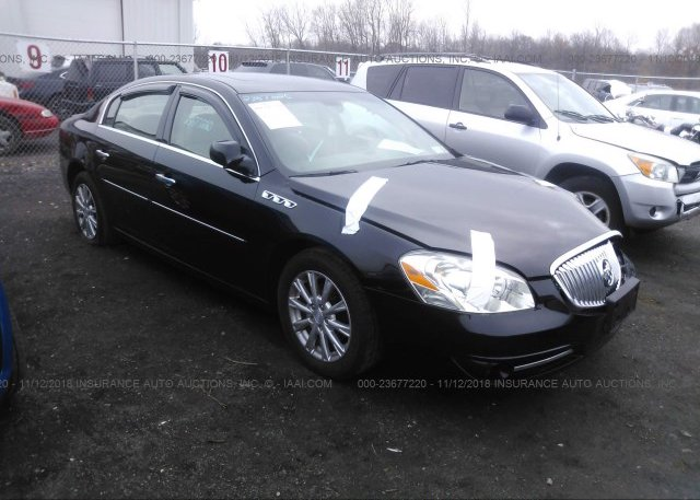 Inventory #763642419 2010 Buick LUCERNE