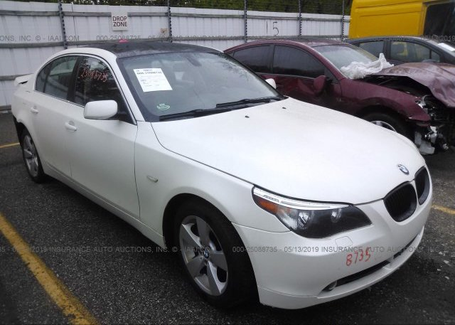 Inventory #365941468 2007 BMW 525