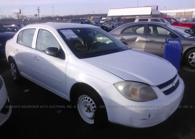 Inventory #817021111 2005 Chevrolet COBALT