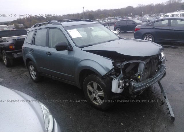 Inventory #949061840 2012 Subaru FORESTER