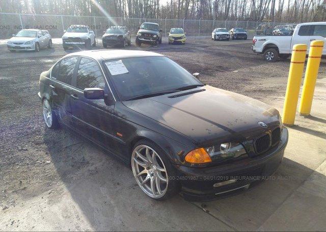 Inventory #807023800 2001 BMW 330
