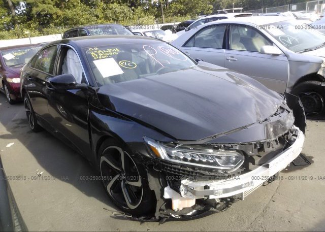 Inventory #971942828 2019 HONDA ACCORD