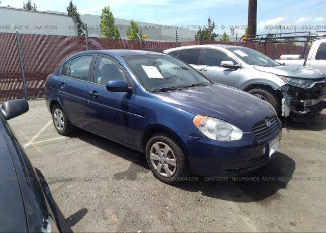 Inventory #396207511 2010 Hyundai ACCENT