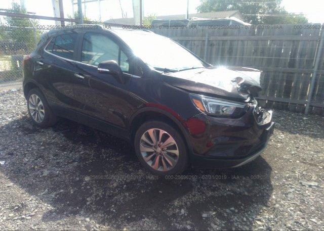 Inventory #979774304 2017 Buick ENCORE