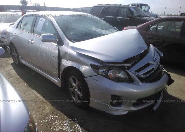 Inventory #772246389 2013 Toyota COROLLA