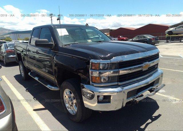 Inventory #371500697 2015 Chevrolet SILVERADO
