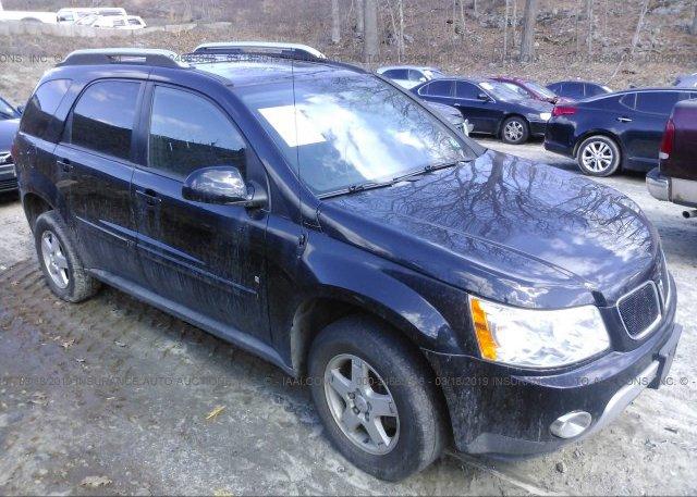 Inventory #633399775 2006 Pontiac TORRENT