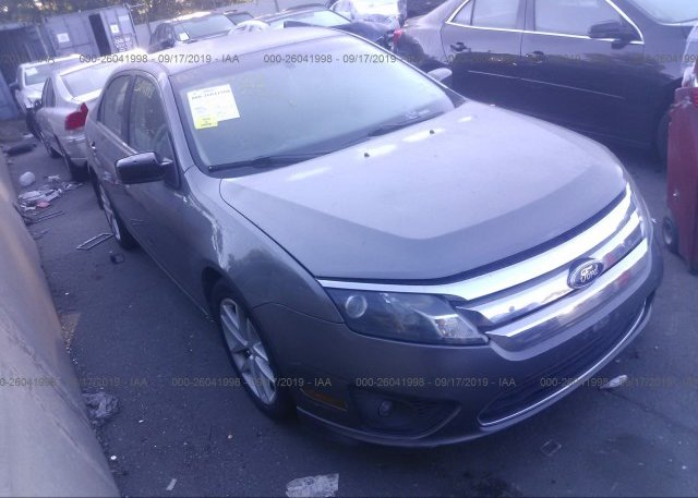 Inventory #129069847 2010 FORD FUSION