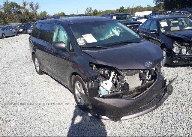Inventory #685010667 2012 Toyota SIENNA