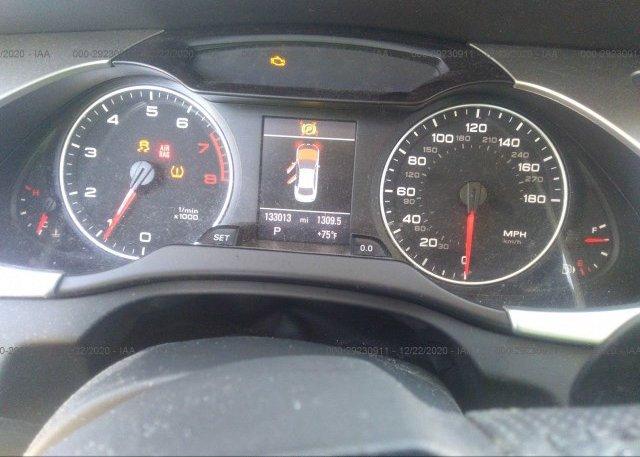 WAUFFAFL9CA114901 2012 AUDI A4