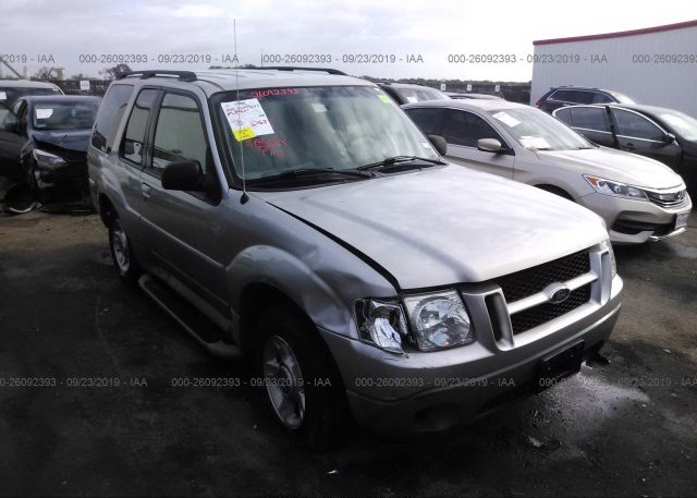 Inventory #633393705 2003 FORD EXPLORER