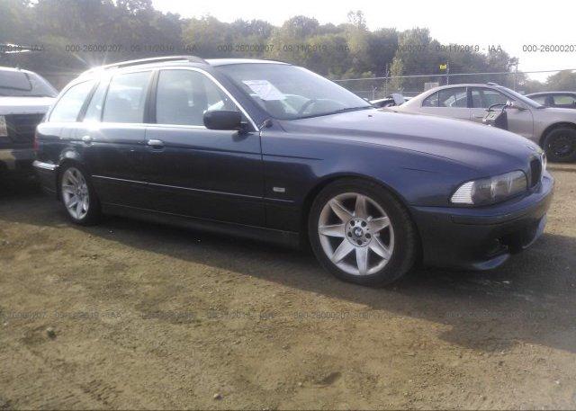 Inventory #286452623 2002 BMW 525