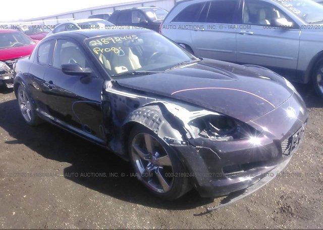 Inventory #884740256 2005 Mazda RX8