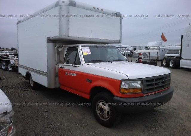 Inventory #427158676 1997 FORD F350