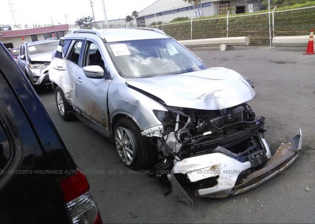 Inventory #753356263 2018 Nissan ROGUE