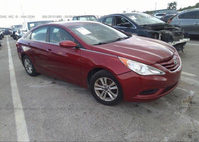 Inventory #961673173 2011 Hyundai SONATA