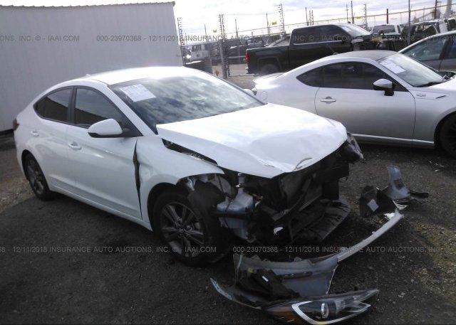 Inventory #460133341 2017 Hyundai ELANTRA