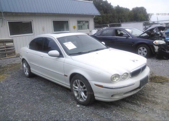 2002 Jaguar X TYPE   SAJEA51D92XC75382 X2 · 2002 ...