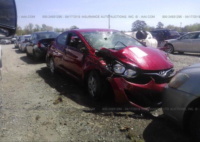 Inventory #565723995 2014 Hyundai ELANTRA