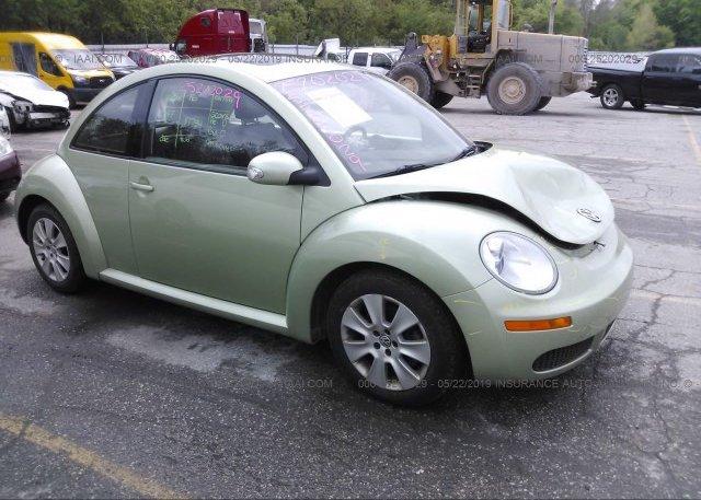 Inventory #645984379 2009 Volkswagen NEW BEETLE