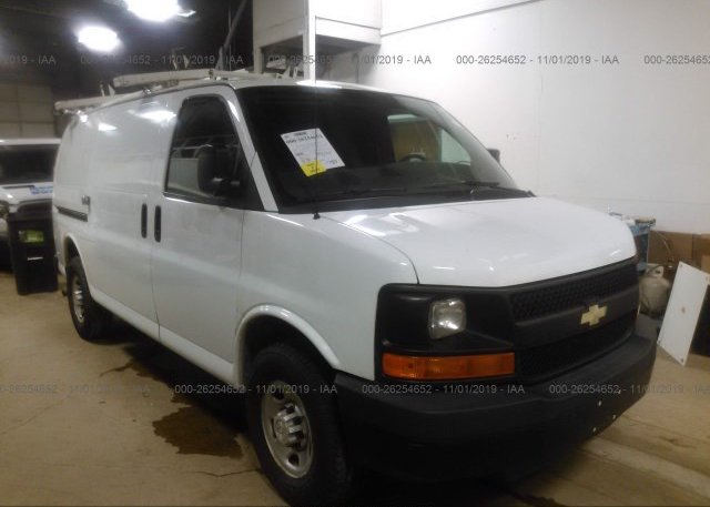 Inventory #152920490 2014 Chevrolet EXPRESS G2500